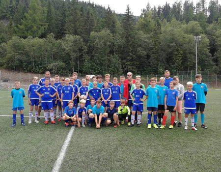 Zgrupowania piłkarskie