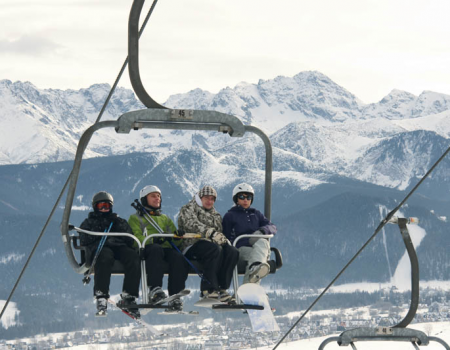 Obóz narciarsko- snowboardowy
